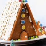 gluten free vegan gingerbread house recipe