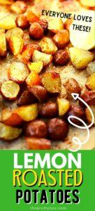 best lemon roasted potato recipe