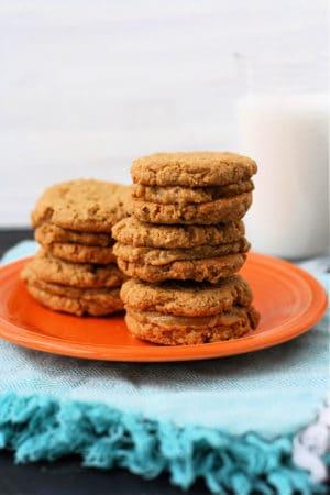 nut free do si do cookie recipe