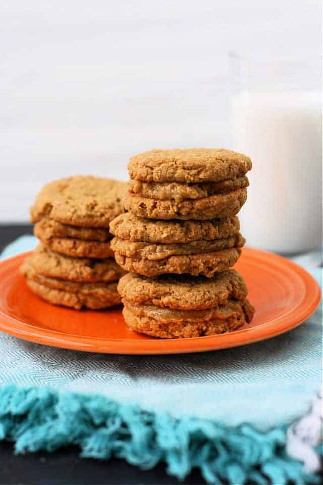 nut free do si do cookie recipe
