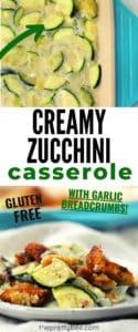 vegan zucchini casserole