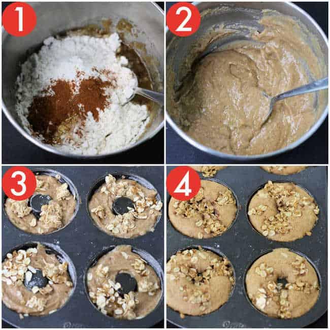 how to make cinnamon donuts